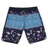 MLKUP Pantalones De Playa De Secado Rápido Pantalones De Surf para Hombres Pantalones Cortos De Pesca...