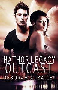 Hathor Legacy 1巻 表紙画像