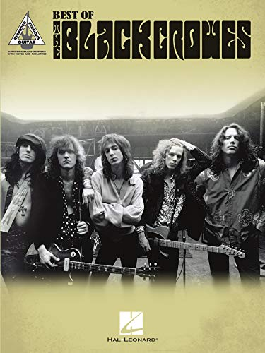 Best of the Black Crowes (GUITARE) (English Edition)