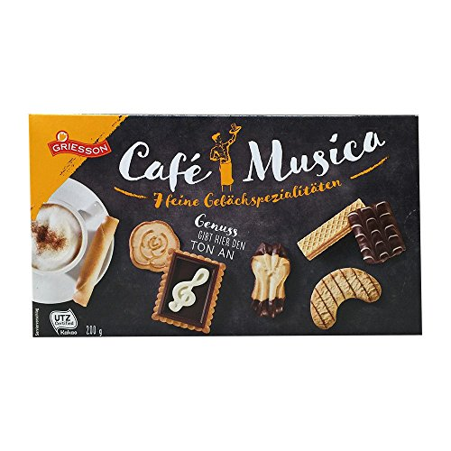 Griesson Cafe Musica Gebäck 200g
