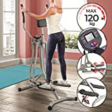 miglior Physionics Cross Trainer - con Display LCD, Carico