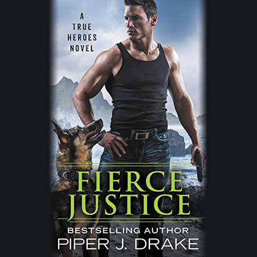 Fierce Justice  By  cover art