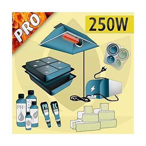Kit Aeroponica Indoor 250w - PRO
