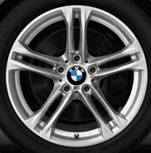 Original BMW Alufelge 5er F10-F11-LCI M Doppelspeiche 613 in 18 Zoll