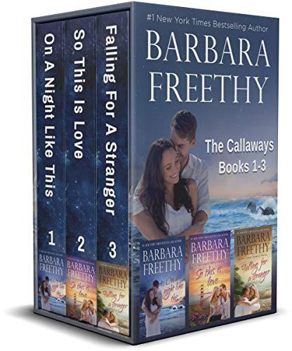 The Callaways Boxed Set - Books 1-3: (Heartwarming and Suspenseful Contemporary Romance)...