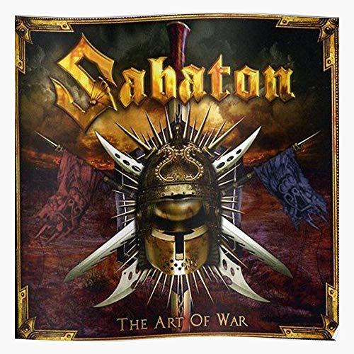 Heavy Blind Band Power Sabaton Music Powerwolf Guardian Metal Home Dec
