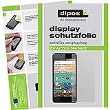dipos I 2X Schutzfolie matt kompatibel mit Archos 50e Neon Folie Bildschirmschutzfolie