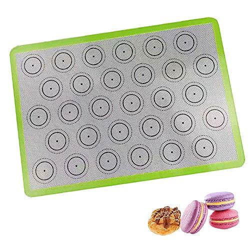 Zongha backunterlage silikonmatte backen Backofen für lüfterunterstützte Öfen Ofenauskleidungen für den Boden des Ofens Essen backen