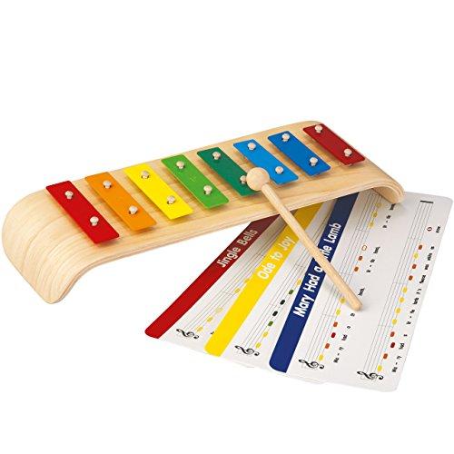PLAN TOYS PLTO-6416 Melody Xylophone
