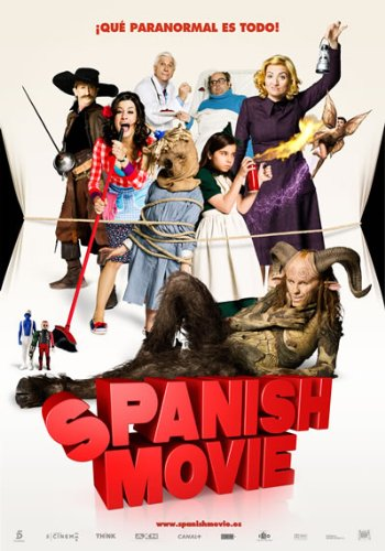 Spanish Movie [DVD]