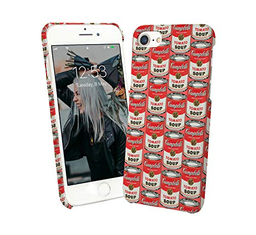 Campbells Tomato Soup Cans Pop Art_003965 Phone Case Cover Handyhulle Handyhülle Handy Hülle Schutz for iPhone X Phone XS Funny Gift Christmas