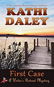 First Case (Writer's Retreat Southern Seashore Mystery Book 1)