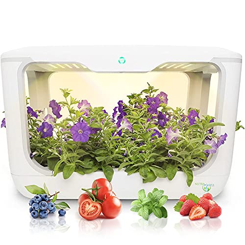 Hydroponics Growing System with Grow Lights for...