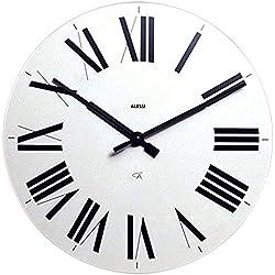 Alessi Aleesi 12 W Firenze Wall Clock, White