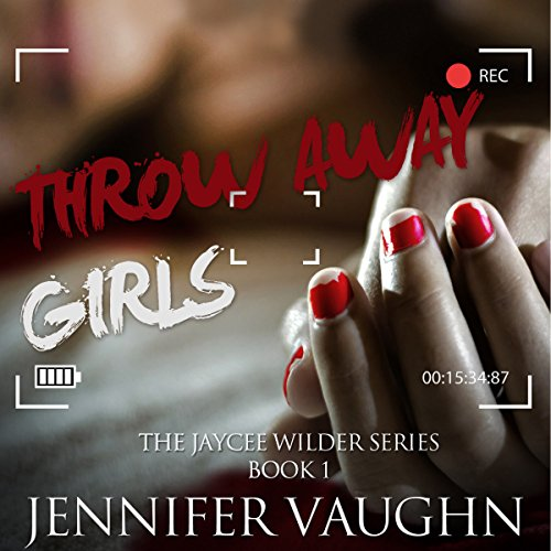 Throw Away Girls audiobook cover art