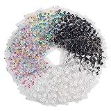 Adesivi Unghie, Diealles 50 Fogli 3D Design Nail Art Stickers 3D Design Autoadesivi Tip Nail Art Adesivi Decalcomanie Unghie Decorazioni Consigli