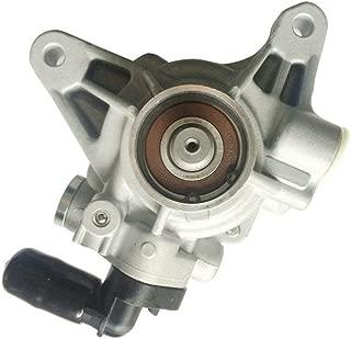 DRIVESTAR 21-5341 Power Steering Pump for 2003-2005 Honda Accord 2.4L, OE-Quality New Power Steering Pump 03 04 05 Accord 2.4, Replace # 56110-RAA-A01 56110RAAA03 96-5341 5776 990-0656 PSP1006