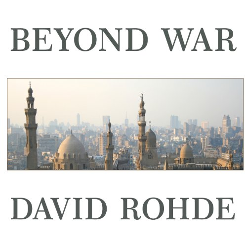 Beyond War audiobook cover art