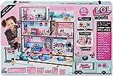 Puppenhaus LO NEU - inklusive Familie