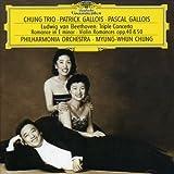 Tripelkonzert / Romanzen - Chung Trio