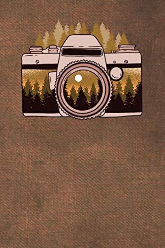 Fotógrafo: Cuaderno | Diario |  Idea de regalo | Regalos | Regalo