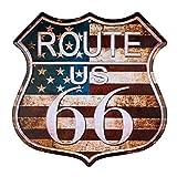 dojune - Route 66 American Vintage Wholesale Metal Novelty