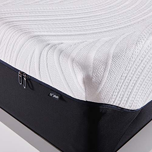 Buy Cheap Recaceik 10 Inches Gel Memory Foam Mattress - Medium Plush Fee Comfort for Bedroom (Twin) ...