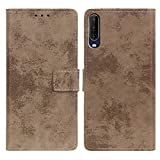 SULIAN Case for Wiko View4 Lite, PU Leather Wallet Case