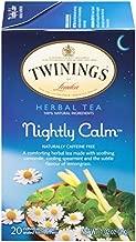 nightly calm tea