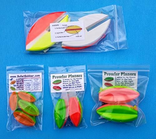 Steer It Fishing 10 Planers