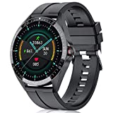 Smart Watch for Android Phones, Marshell Fitness Tracker Watches with Heart Rate & Sleep Monitor & Step Counter, Waterproof Sport Smartwatch for Women Men Compatible with iPhone Samsung