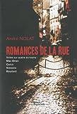 Romances de la rue