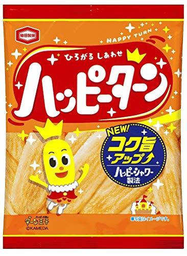 亀田製菓ハッピーターン(10袋入り)32g