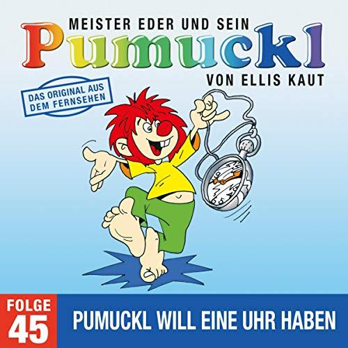 Pumuckl will eine Uhr haben. Das Original aus dem Fernsehen Titelbild