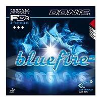 DONIC(ドニック) 卓球 ブルーファイア M2 裏ソフトラバー ブラック 1.8 AL064