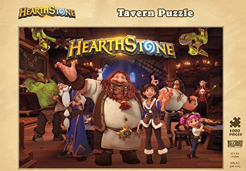 Hearthstone: Tavern Puzzle