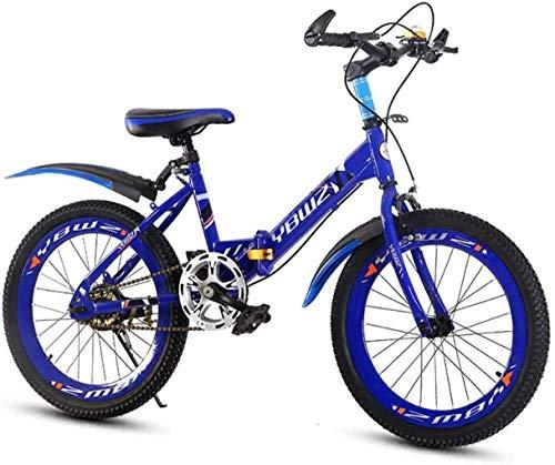 MJY Bicicleta de montaña con espesor Absorción de choque del neumático, freno...