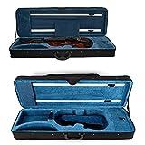 4/4 Geige Koffer Violine Case Geigenkasten Violinenkoffer mit Rucksackriemen