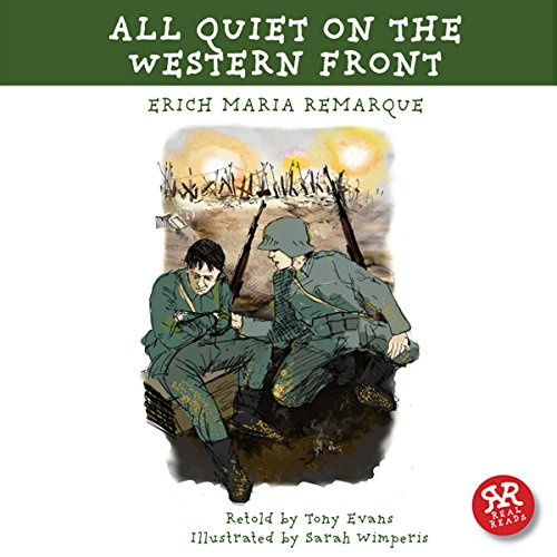 All Quiet on the Western Front (Adaptation) audiobook cover art