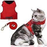 Best cat harness - Escape Proof Cat Harness with Leash Set Review