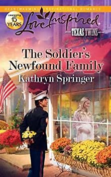 Paperback The Soldier's Newfound Family (TRUE LARGE PRINT) Book