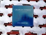 Charles Street Kids Vintage Fire Truck Sheet Set, Full