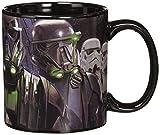 Funko SW04004 Star Wars Rogue One 20oz Mug Darth Vader and Death Trooper, Ceramic, Black, 28.2 x 21 x 11.5 cm