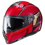 HJC I 70 The Flash - Casco de moto para hombre