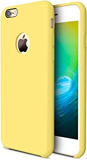 iphone 6 plus yellow case