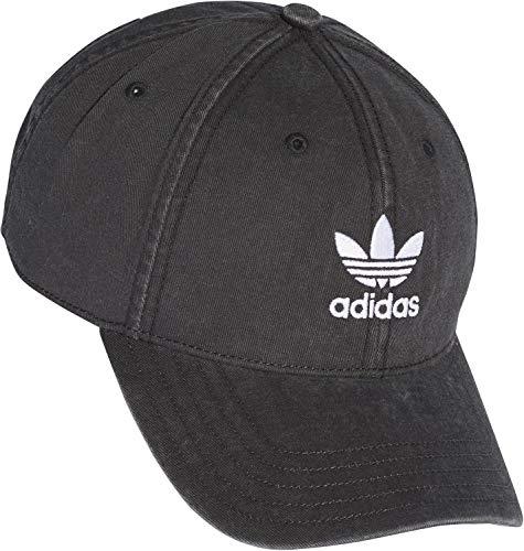 adidas Originals Snapback ADIC Washed Cap DV0207 Schwarz, Size:ONE Size