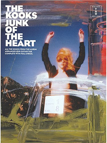 The Kooks: Junk Of The Heart. Partitions pour Tablature Guitare