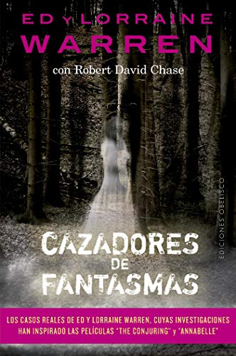 Cazadores de fantasmas (ESTUDIOS Y DOCUMENTOS) (Spanish Edition)