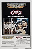 Saturday Night Fever 1977 Grease 1978 U Movie Poster