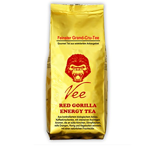 VEE'S RED GORILLA ENERGY TEA 250g